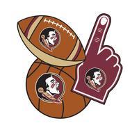 Florida State Seminoles Selfie Stickers