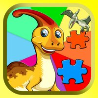 Dinosaur Jigsaw Puzzles Learning Games For Kids 2