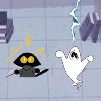Magic Cat - Halloween