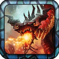 Dragon Hell of Fire: Dragon Story Puzzle Game