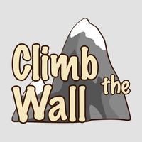 Climb The Wall Game