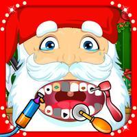 Santa Christmas Dentist Doctor
