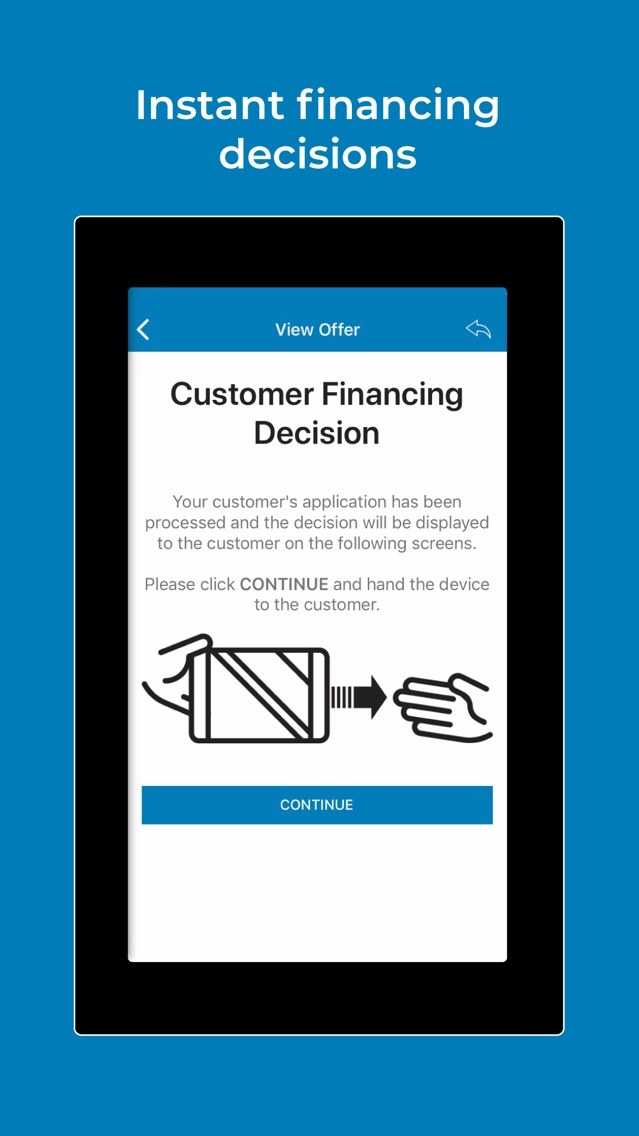 Smart Financing App for iPhone - Free Download Smart