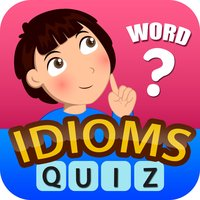 Word & Idiom Quiz - Word search through fun and challenging pictures