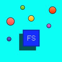 Floating Square