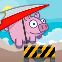 Tap The Pig 2: Pigs Glide