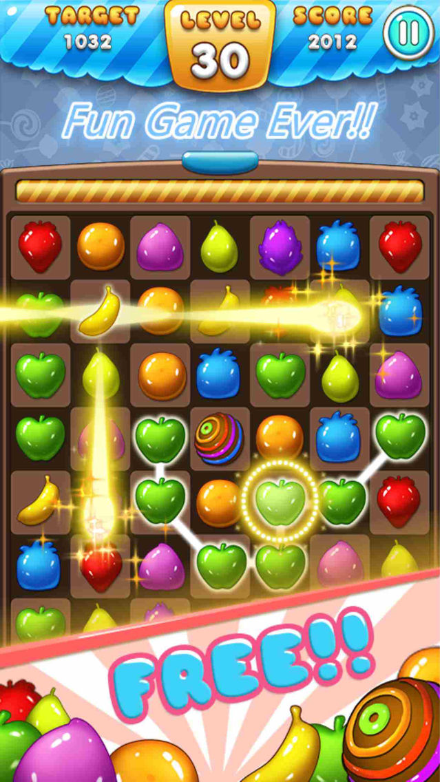 fruit puzzle game free download
