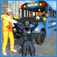 Prison Bus Jail Escape Plan 3D