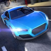 Classic Sport Cars Extreme Racing on Asphalt Roads