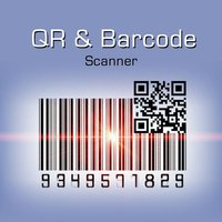 QR & Barcode Reader and Scanner - simple and fast for all kinds of products and books