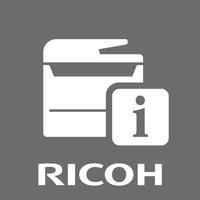 RICOH SP 200 series Smart Organization Monitor