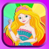 Princess Coloring Book Painting & Doodling Games 2