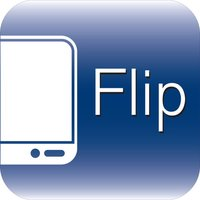Brookstone Flip Alarm Clock