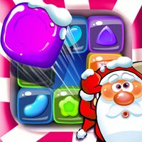 Candy Bubble Crush Christmas Edition- Most popular time killer sweet casual game