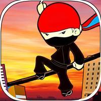 Ninja Stickman Jump Escape