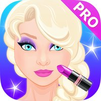Princess salon and make up game for girls. Premium