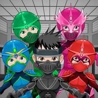 Ninja Ranger Shadow