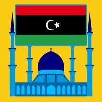 Libya Prayer Times - اوقات الصلاة في ليبيا