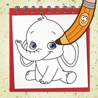 Learn How To Draw Animals For Kids