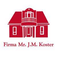 Firma Mr. J.M. Koster
