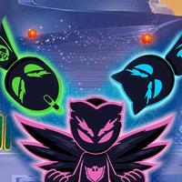 Super Hero Shadow Masks