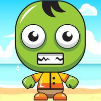 Mr Kid Beach Jump