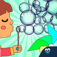 Blow Bubble and Waterwheel