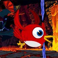 Flappy Phoenix Bird