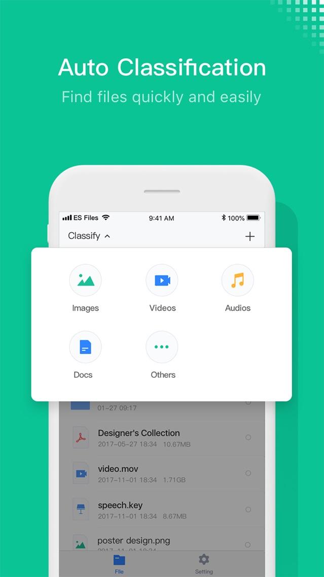 ES File Explorer App for iPhone - Free Download ES File