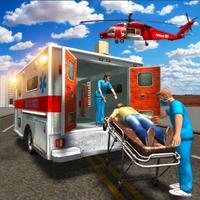 Ambulance Driver Simulator 3d