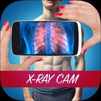 Scanner X-Ray Camera Remove Clothes