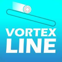 Vortex line: Ball puzzle game