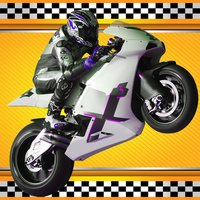Stunt Bike Street Wars Game
