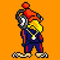 SNAPPY DOGS | 8bit hip hop casual game!