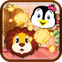 Animal Boom Game - adventure clash of shooting war for your