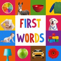 First Words for Baby - Premium