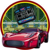 RC Toy Car Factory - Make remote control mini motor cars in this factory simulator game