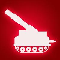 Artillery Defense - Eradicate enemy assault on your weird rolling engine