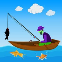 Go to Fish: A Fishing Game