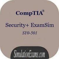 Exam Simulator For Security+