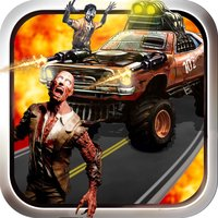 Deadly Moto Killing Zombies on Death Road - Can You Escape from Walking Dead Zombies ?