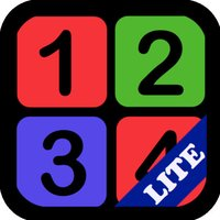 Colors And Numbers Matching Game Lite