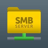 LAN drive SAMBA Server Client