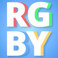 RGBY.