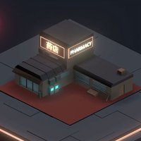 Neon District Store