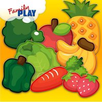 Fruits and Vegetables: Learn your Food