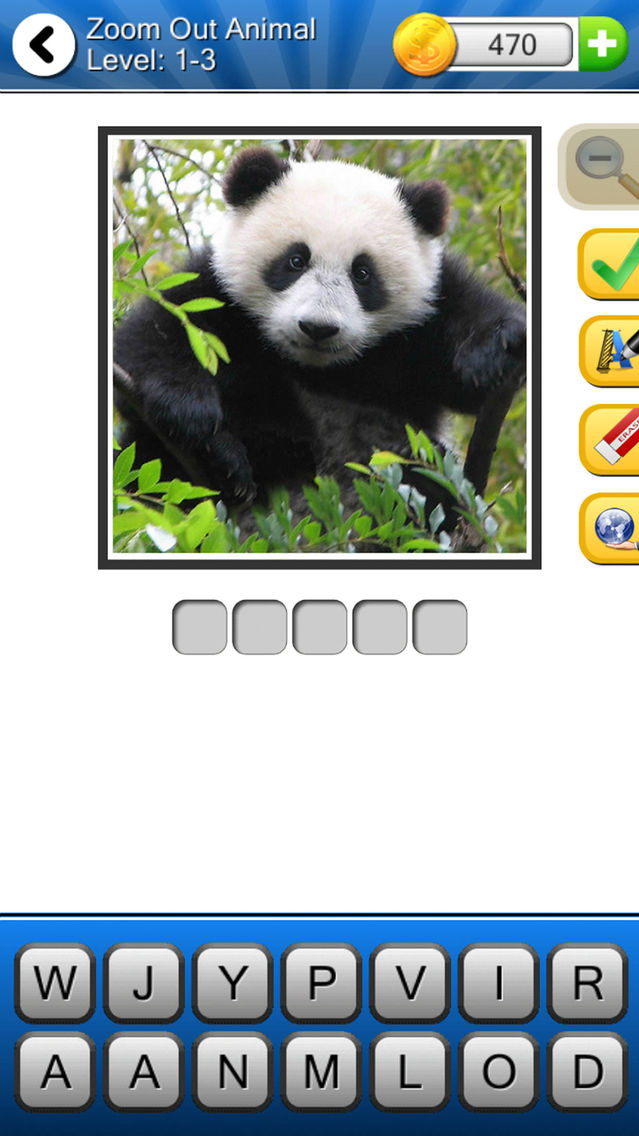 Zoom Out Animal App for iPhone - Free Download Zoom Out