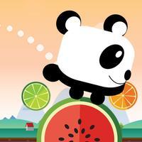 Panda Runner - Running,Jumping and Jumping