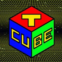 Colorful Cube puzzle T-CUBE