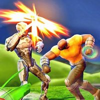 Robot Street Boxing War